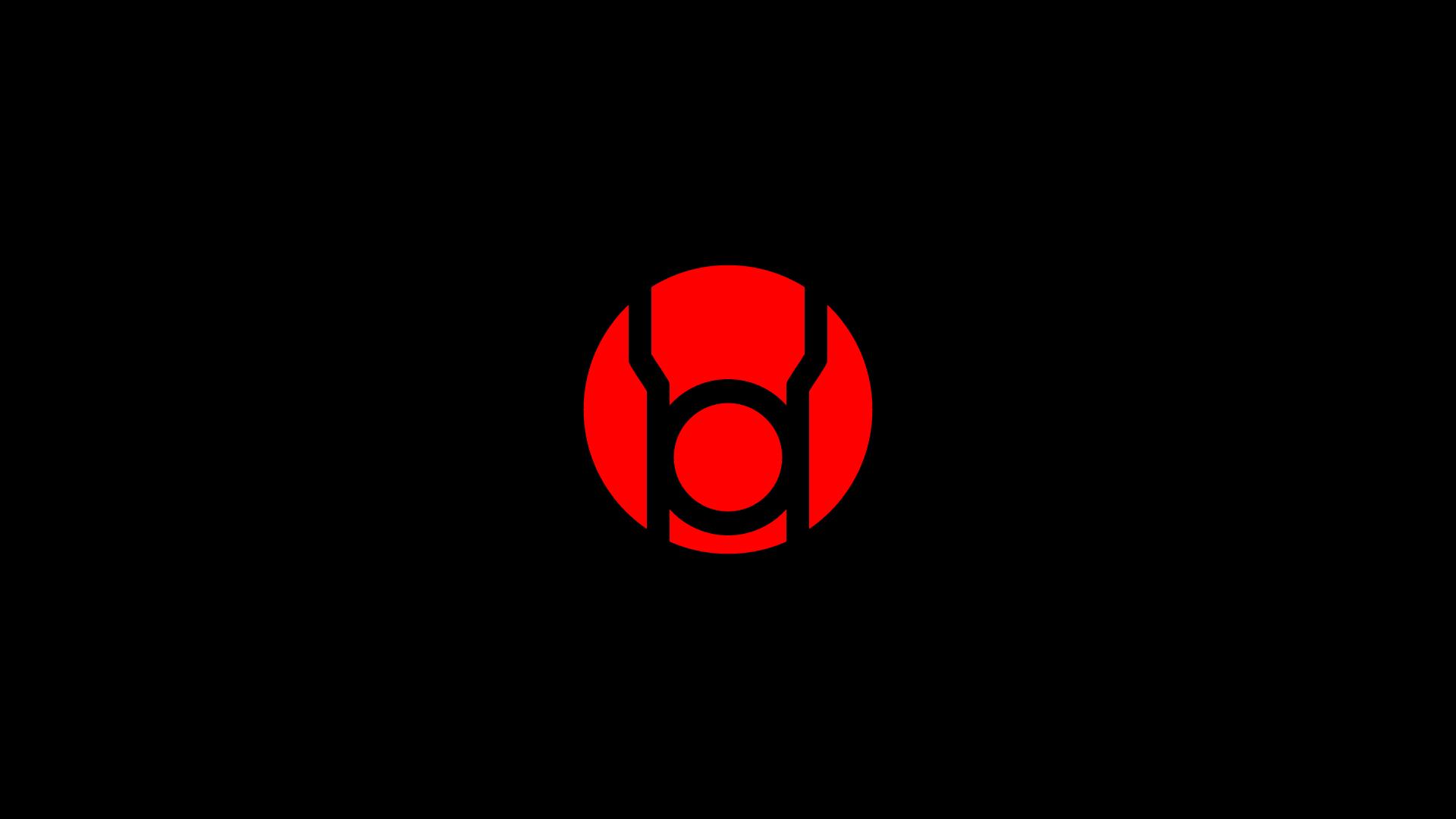 Red lantern logo wallpaper - photo#10