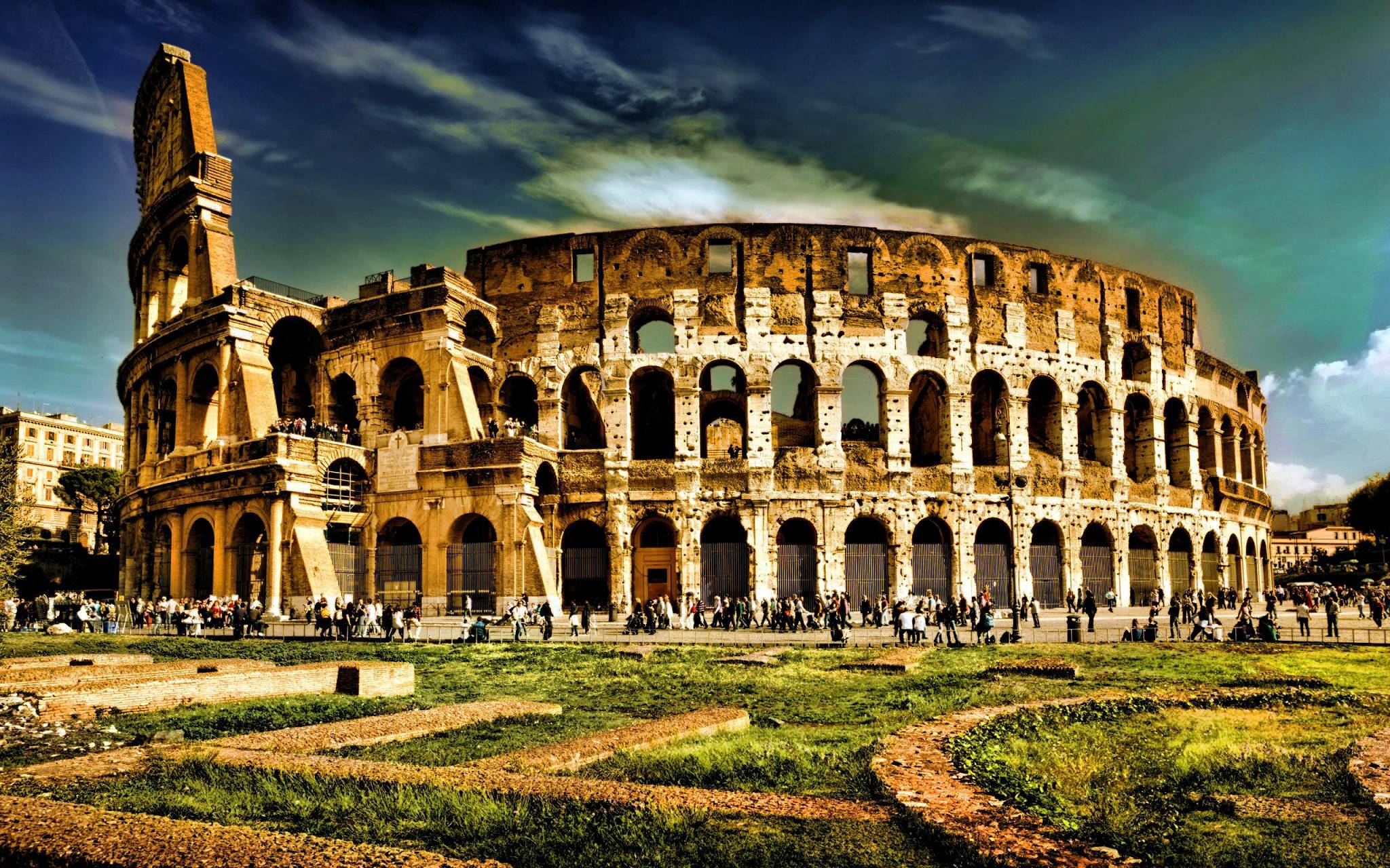 Amazing Roma City Wallpapers HD Wallpapers