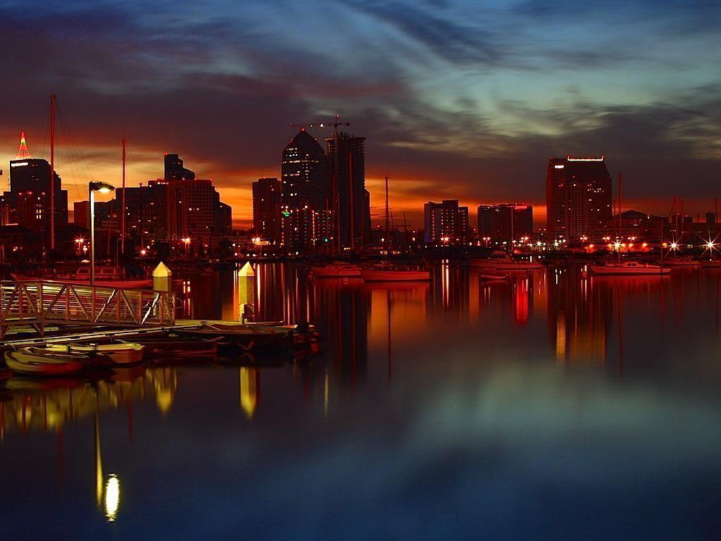 San Diego Wallpaper - HD Travel photos and wallpapers