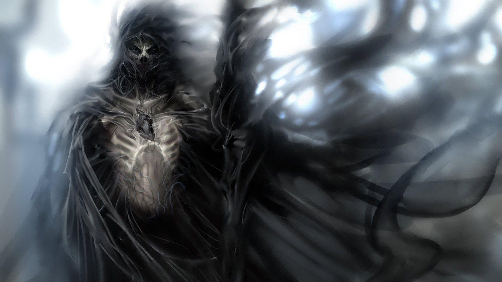 Fantasy Art Necromancers Wallpapers Hd Desktop And: Necromancer Wallpapers