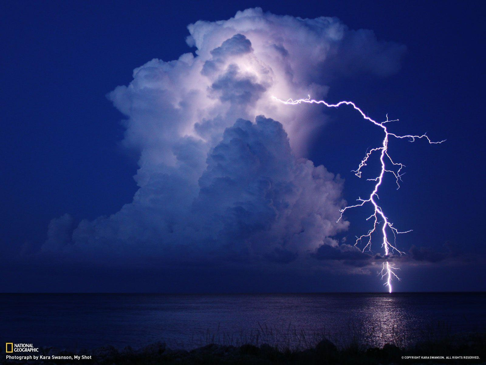 lightning strike wallpaper-#22
