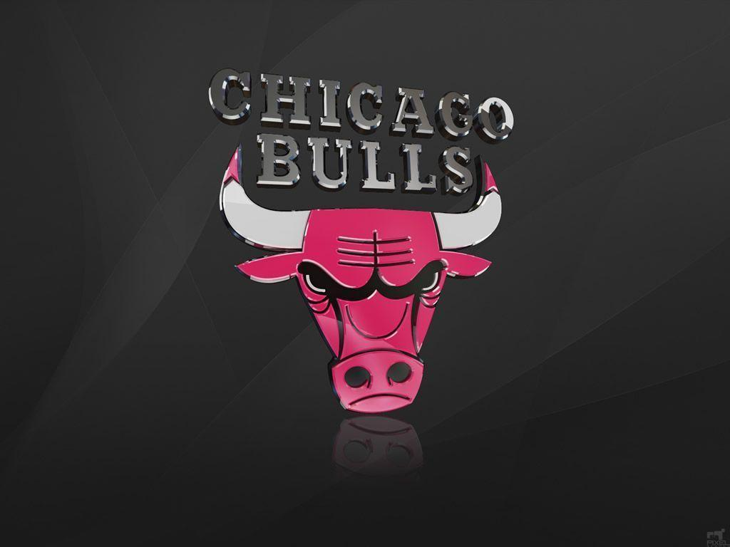 NBA Chicago Bulls Logo Wallpapers - HD Wallpapers 57706