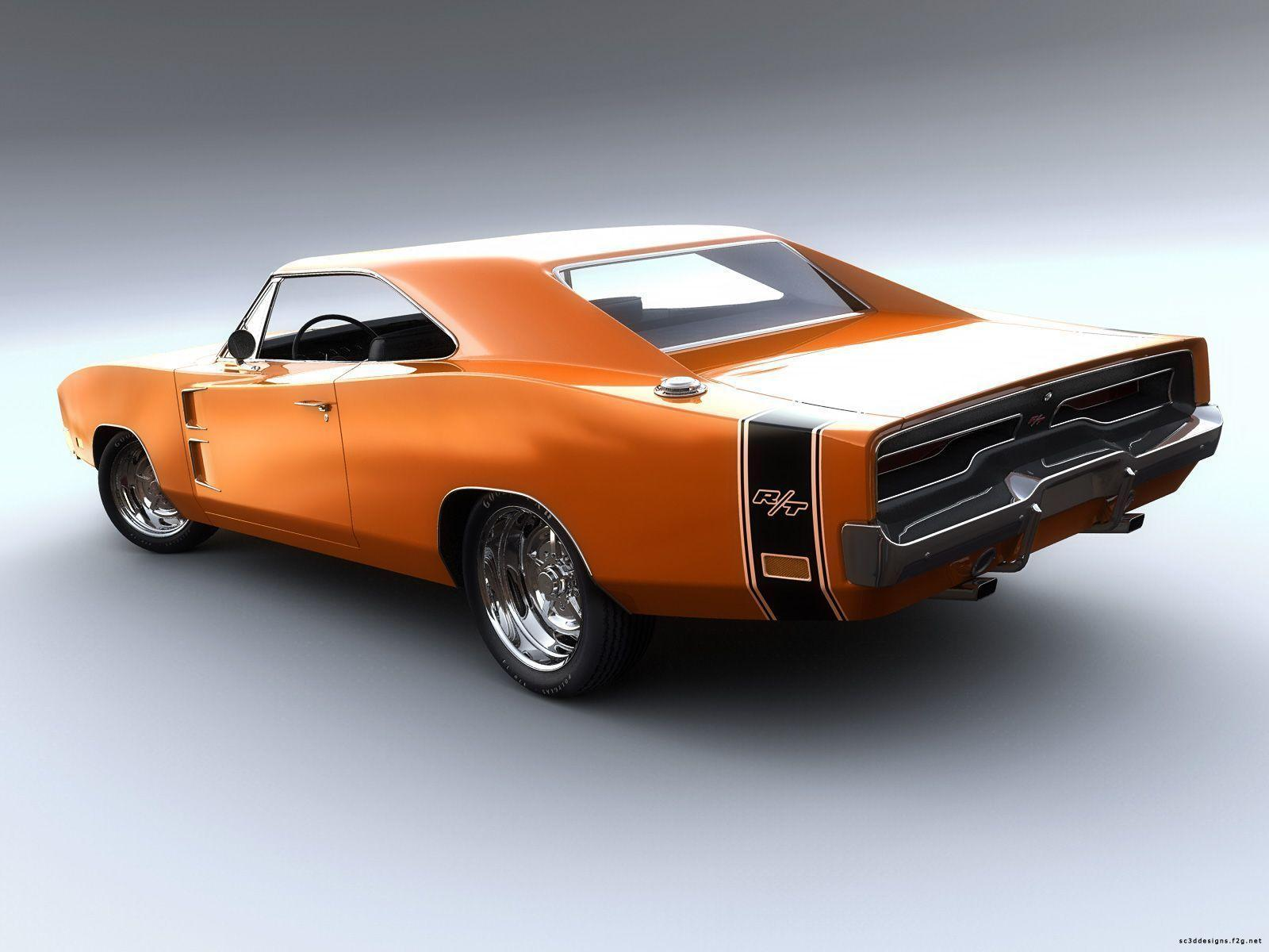 Vehicles For > Dodge Charger Wallpaper