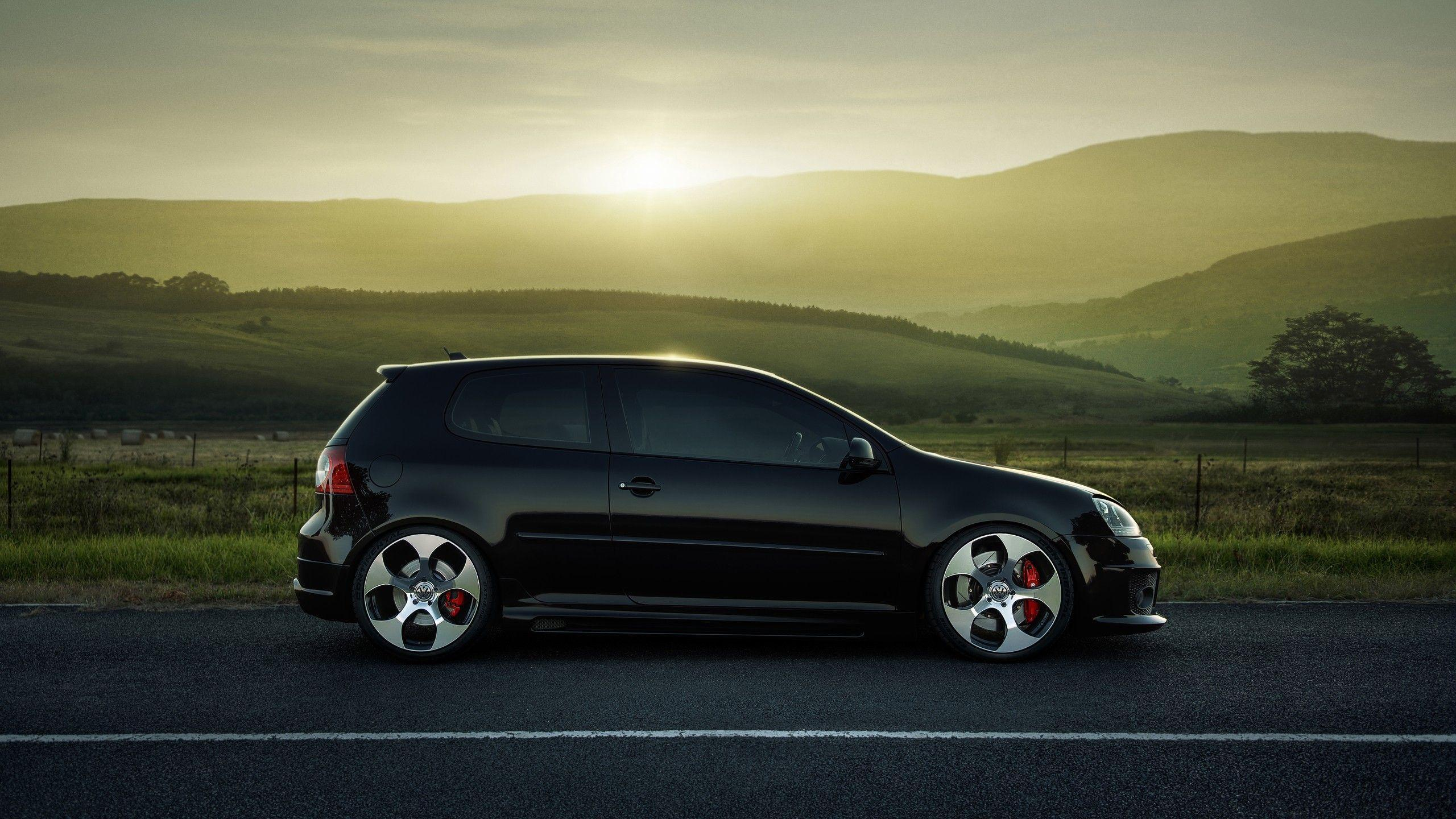 VW Golf GTI Wallpaper