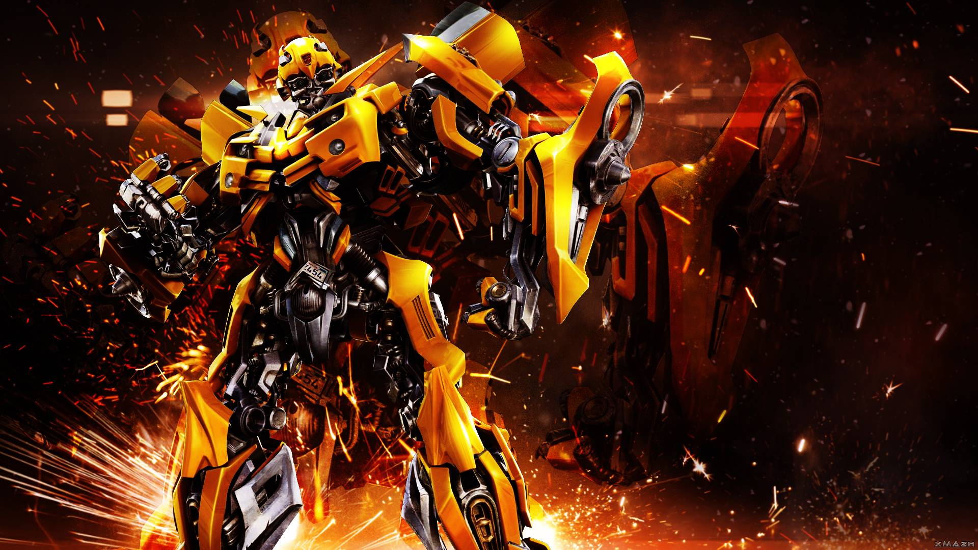 Transformers bumblebee wallpapers wallpaper cave - Transformers desktop backgrounds ...