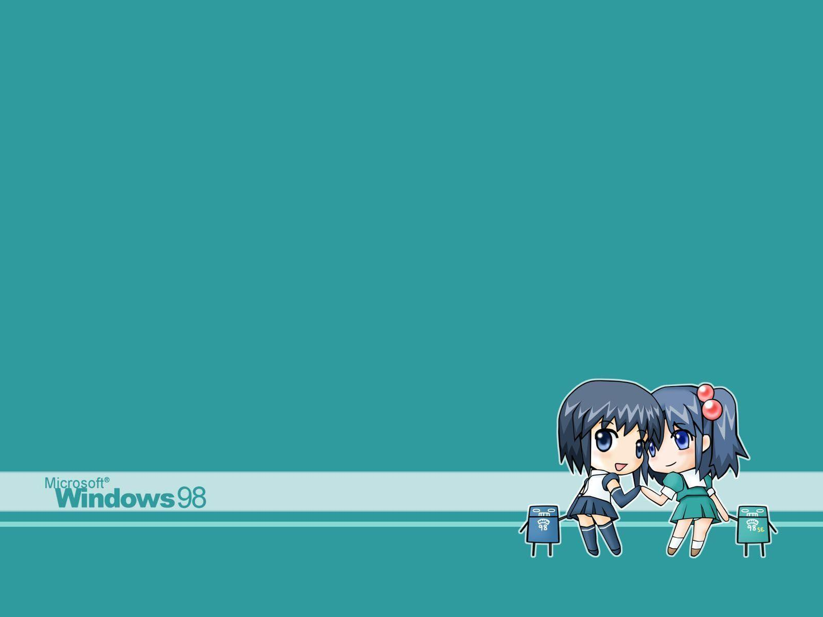 1 Windows 98 Wallpapers