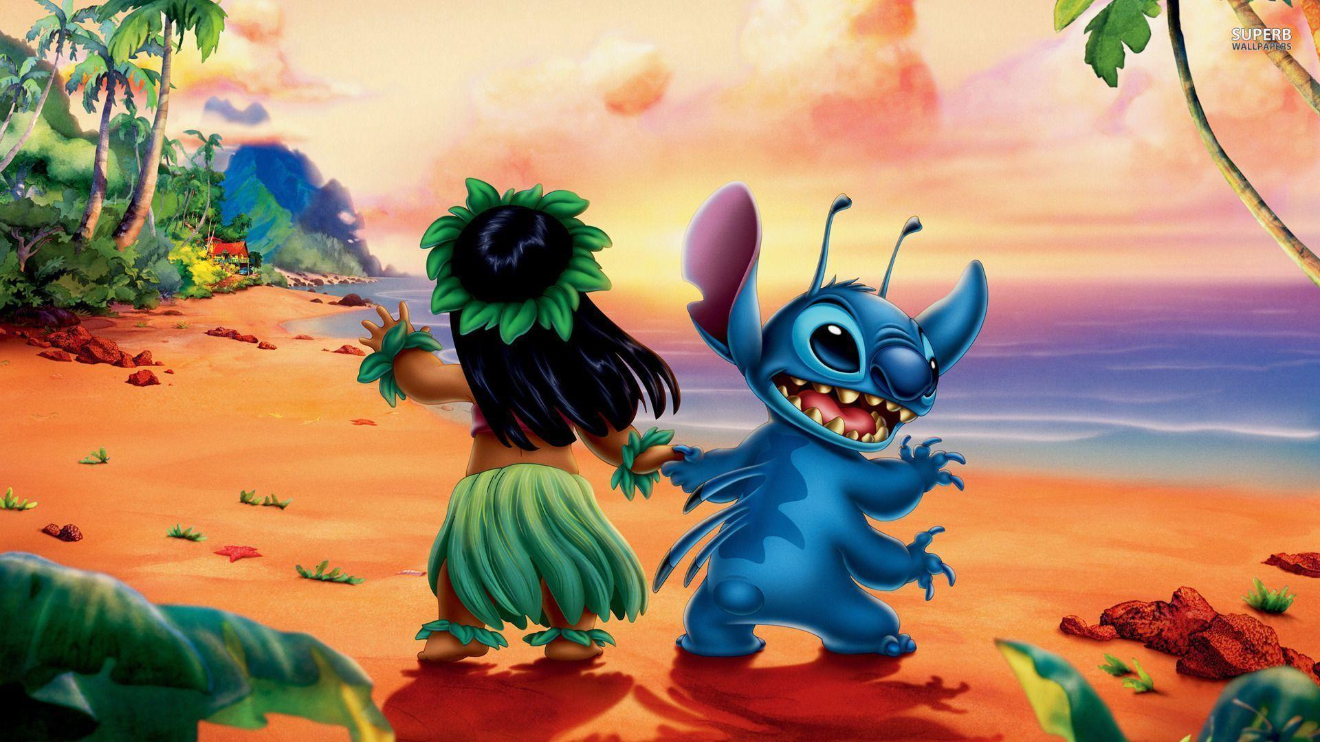 Lilo And Stich Wallpapers