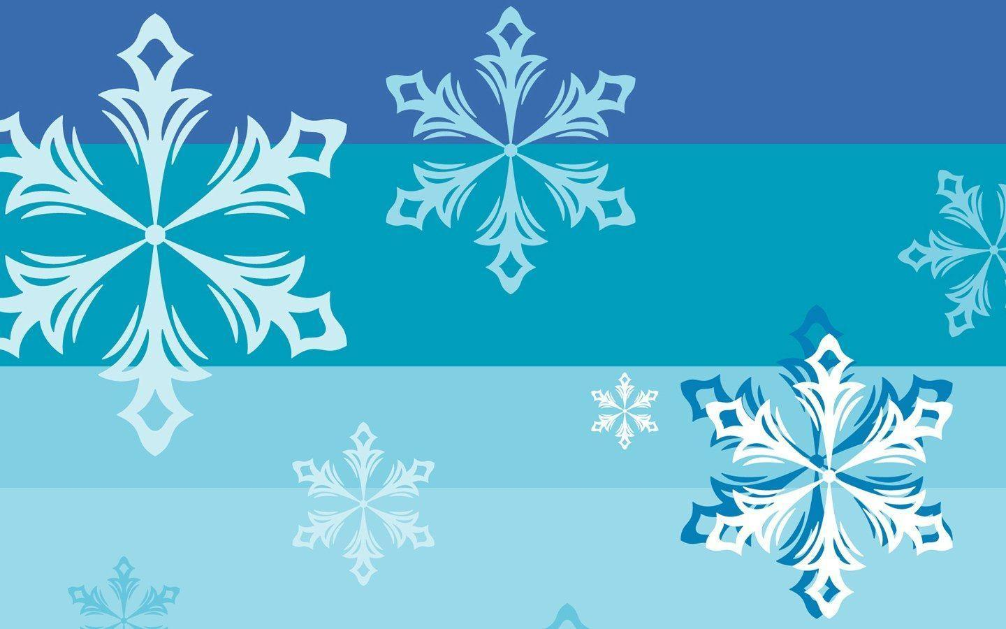 real snowflakes background - photo #33