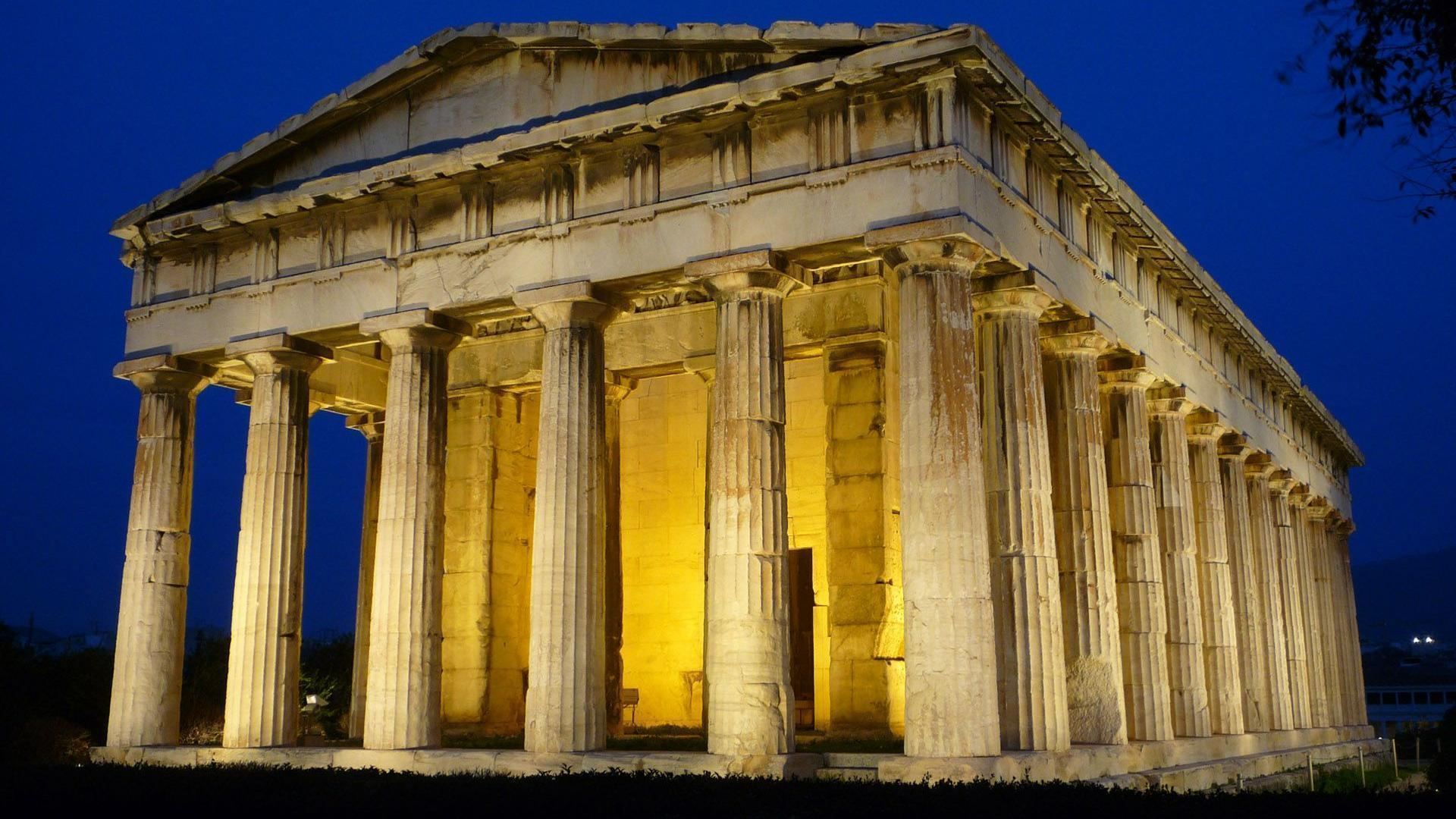 Parthenon HD Desktop Wallpapers for Widescreen, High Definition