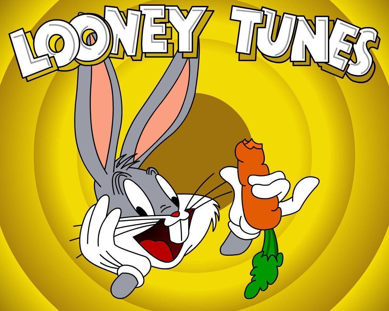Looney tunes background art