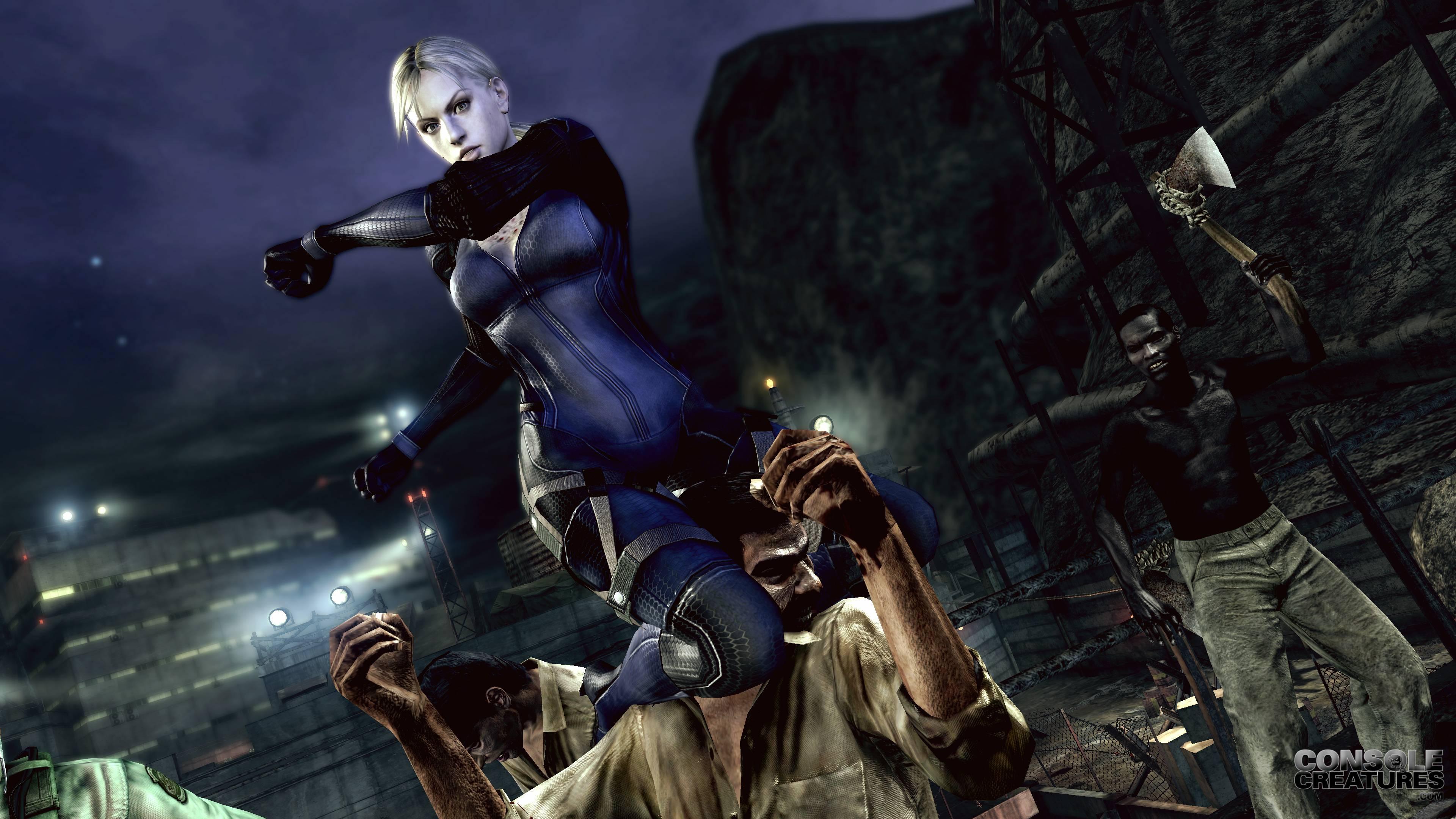 Resident Evil 5 Jill Valentine Wallpapers Wallpaper Cave