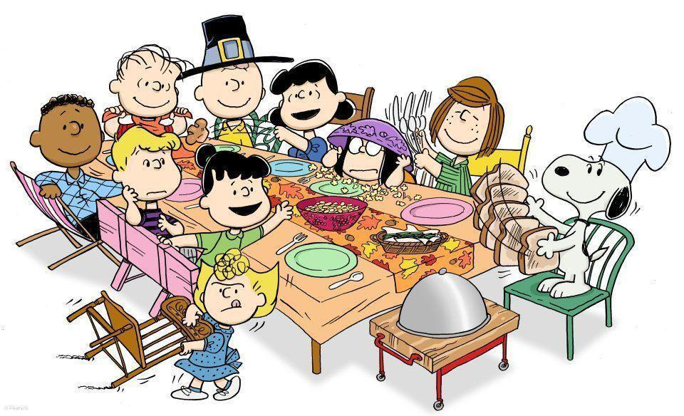 Charlie Brown Thanksgiving Wallpapers - Wallpaper Cave