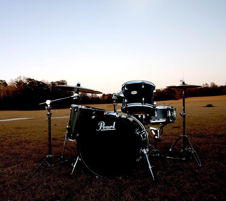 pearl drum set wallpaper wwwimgkidcom the image kid