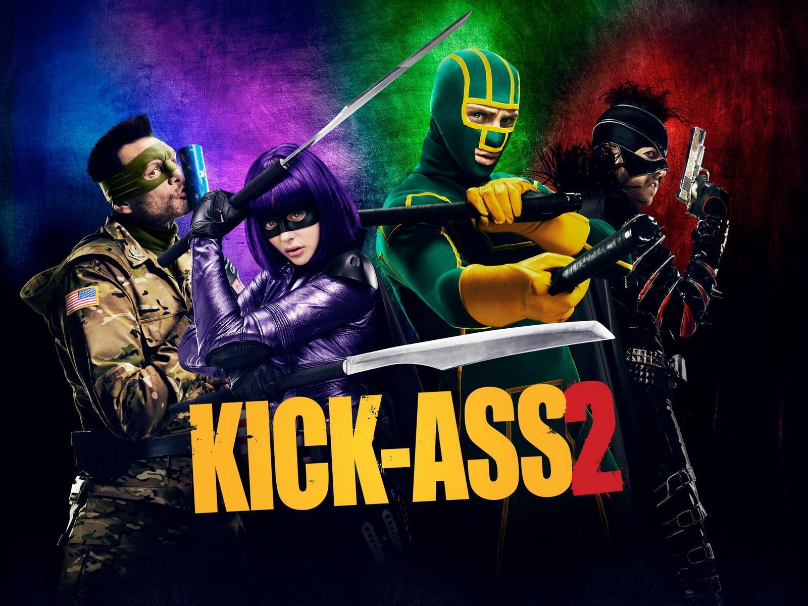 Kick Ass 2 Balls to the Wall Windows 8 Movies Theme
