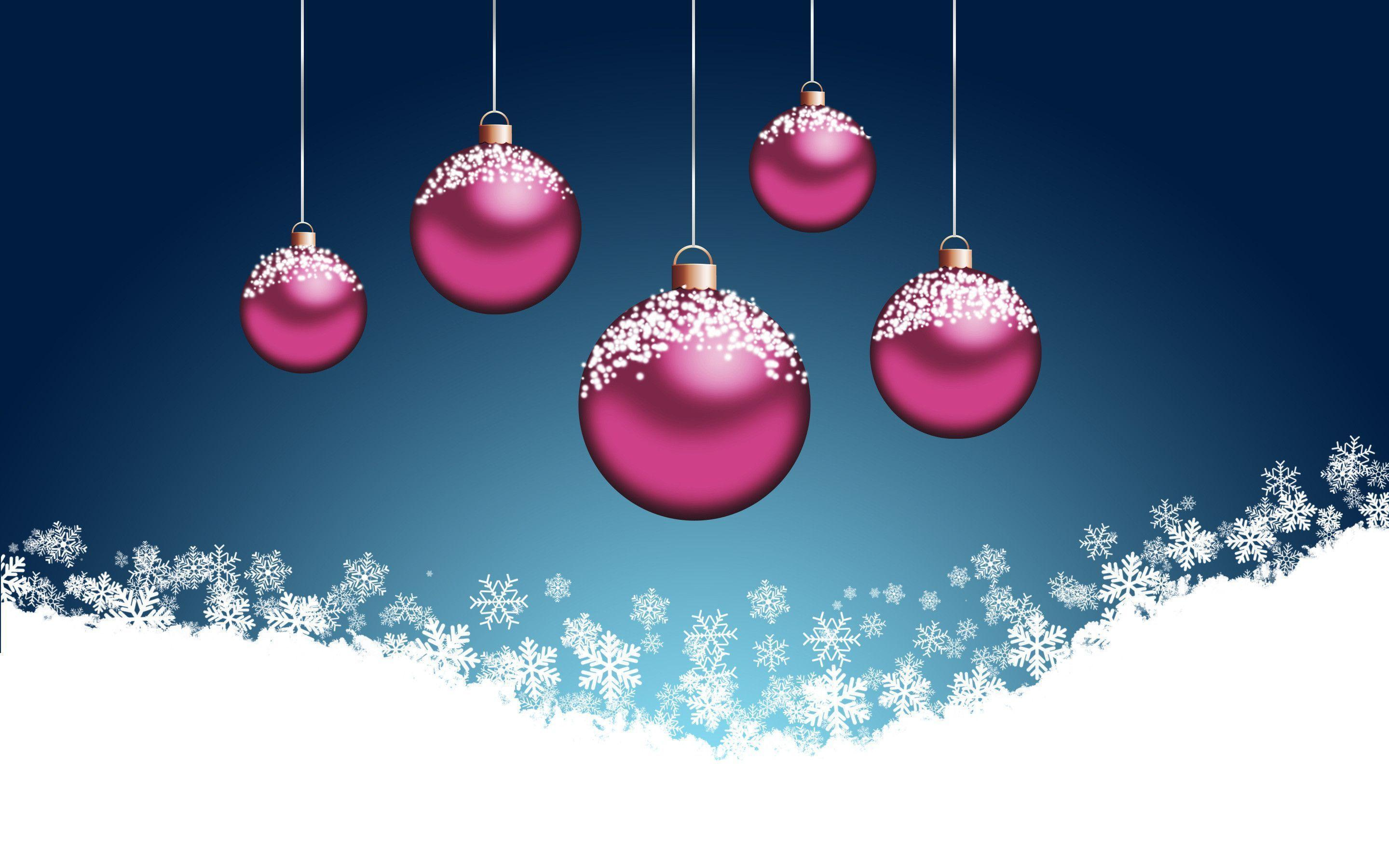 Christmas Ornaments Wallpapers - Wallpaper Cave