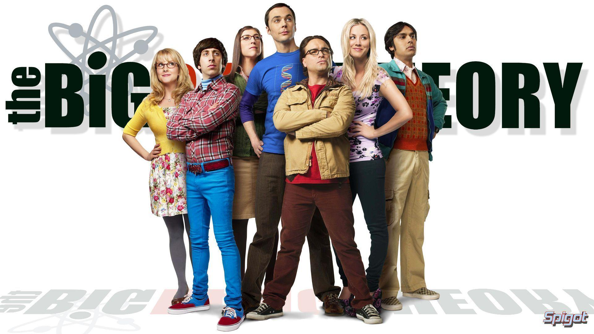 The Big Bang Theory | George Spigot's Blog