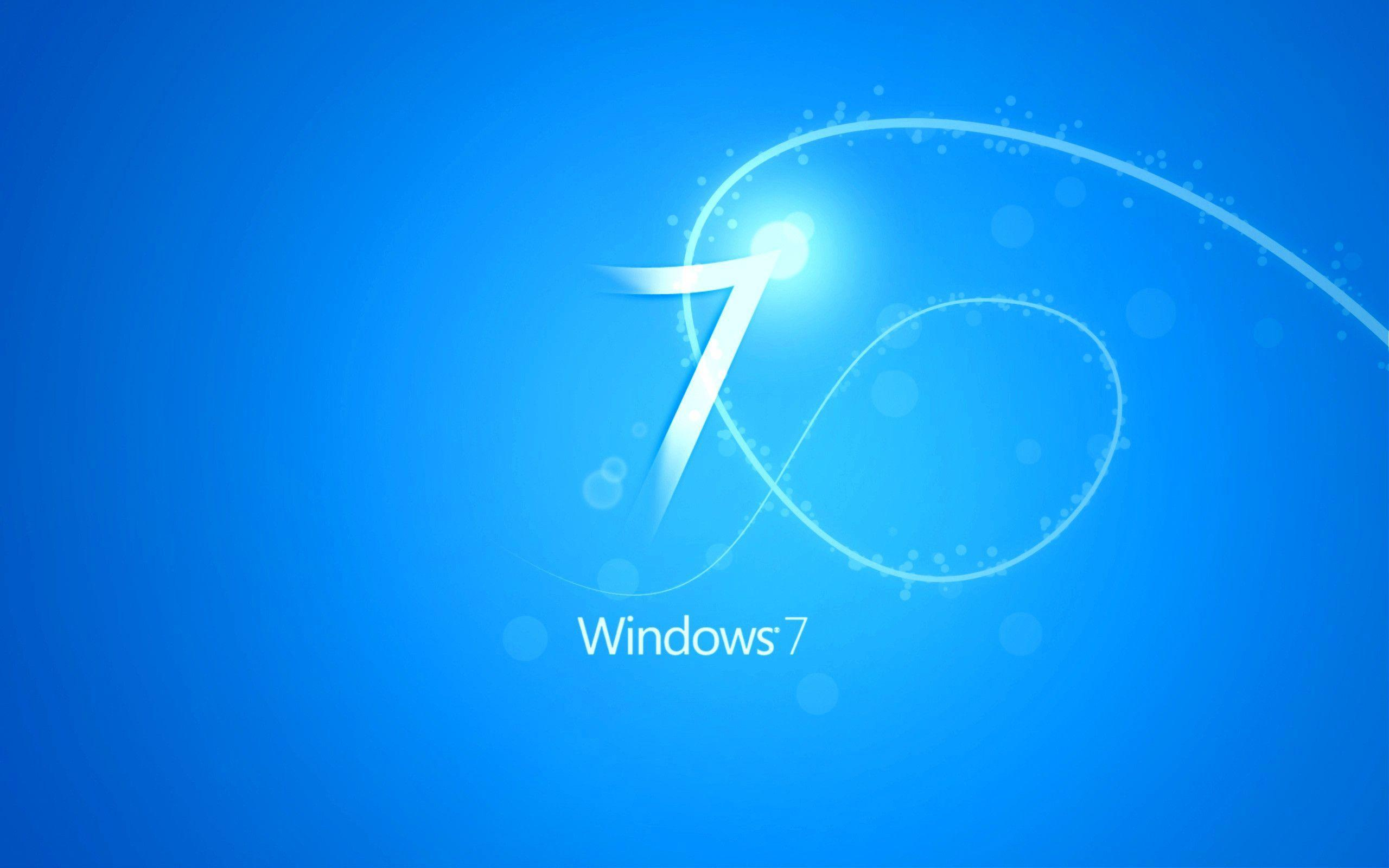 Blue Windows 7 Wallpapers | HD Wallpapers