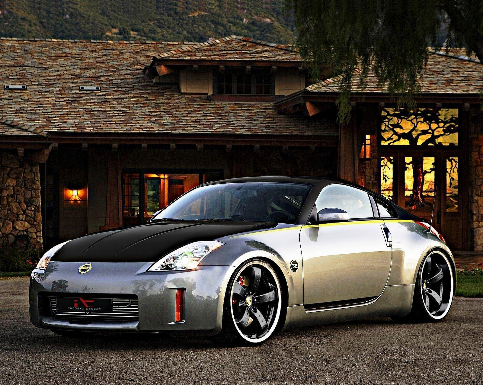 Nissan 350z Wallpapers Wallpaper Cave