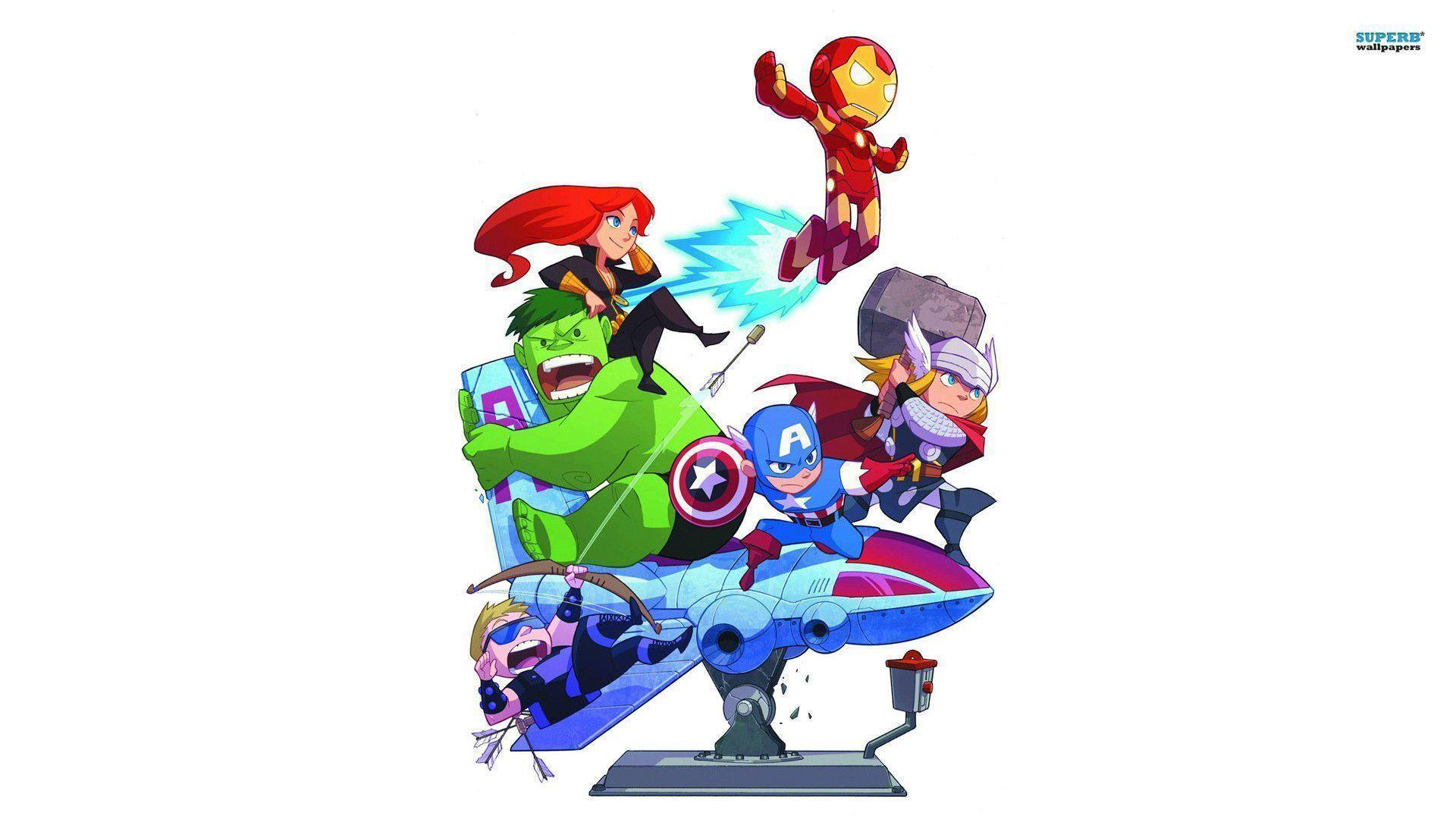 Avengers Comic Wallpapers - Wallpaper Cave