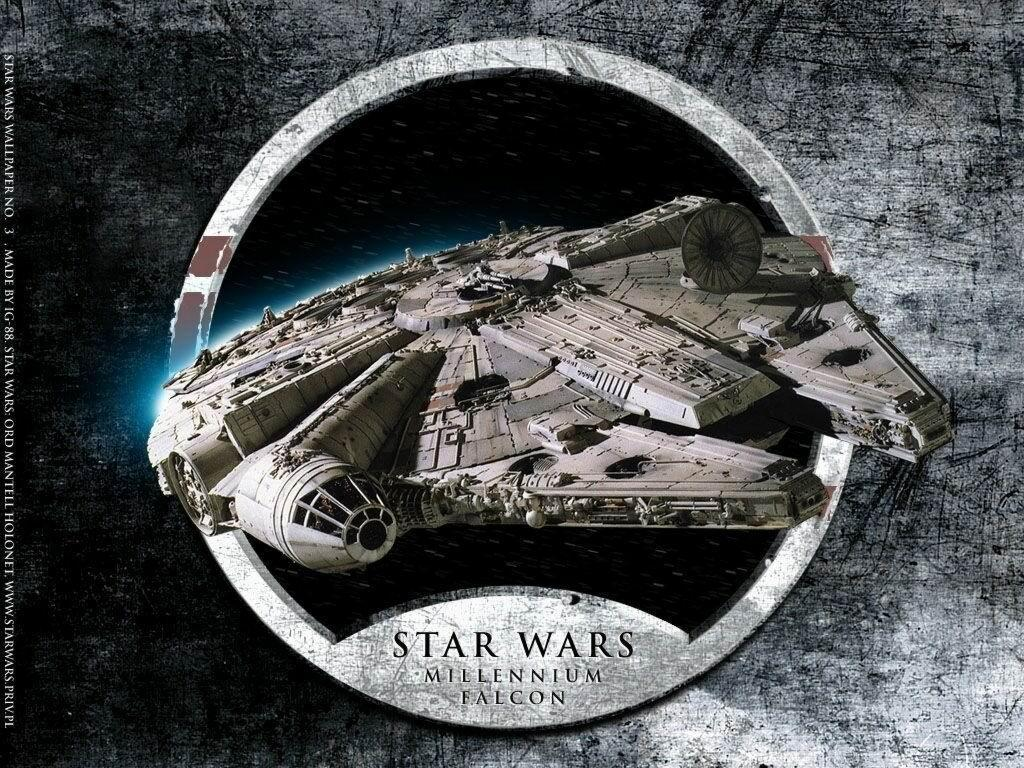 Star Wars Millenium Falcon Exclusive HD Wallpapers