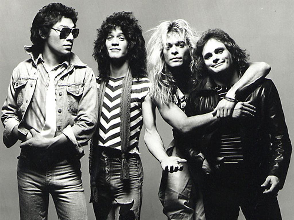 Image For > Van Halen Band Wallpapers