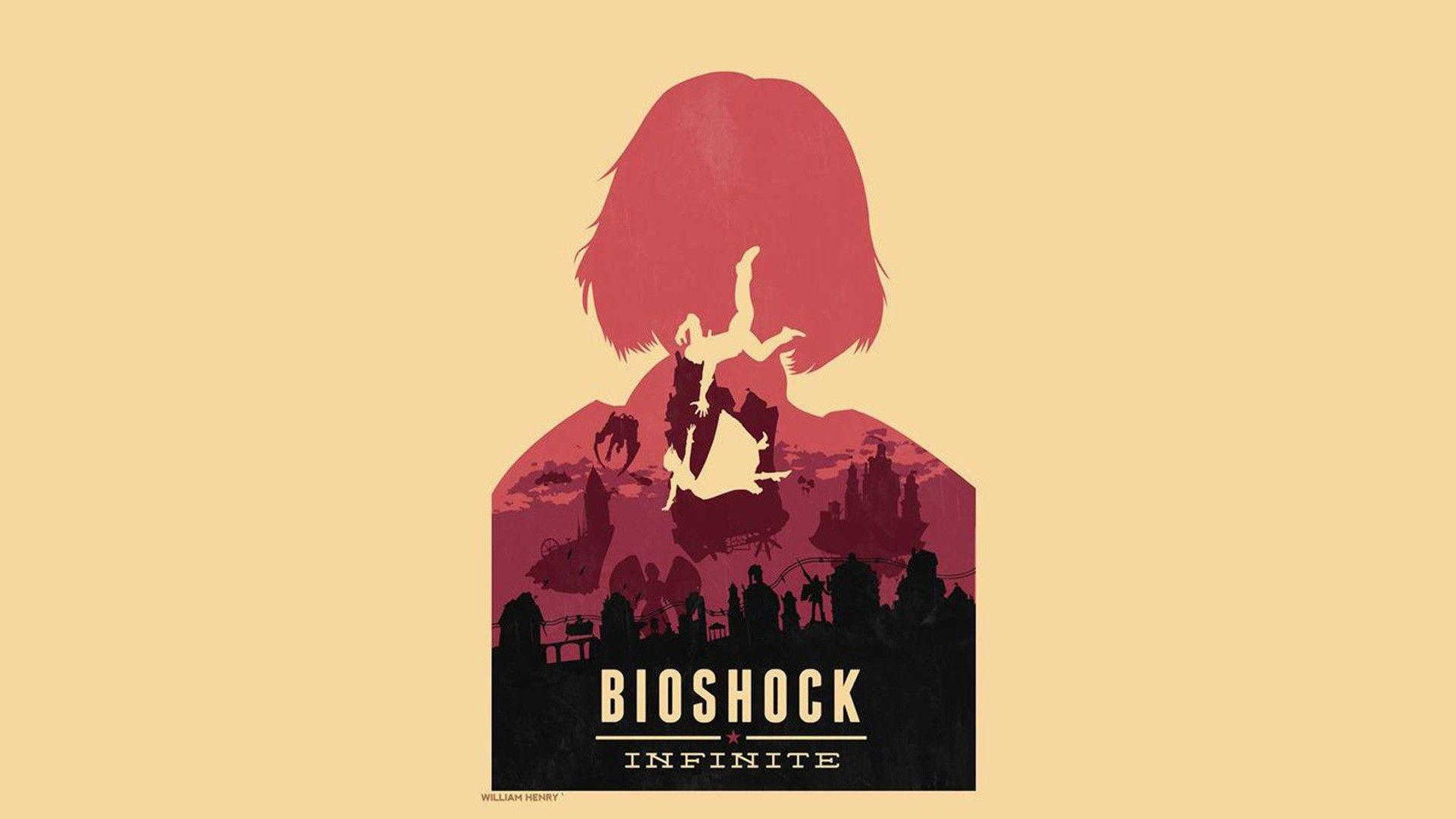 bioshock infinite wallpapers 1920x1080 wallpaper cave