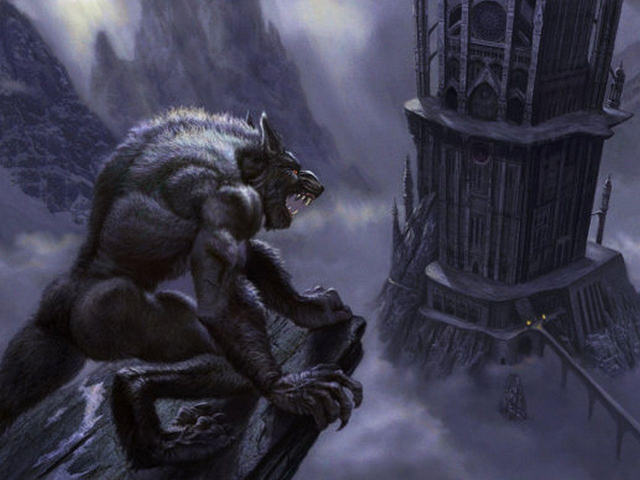 werewolf backgrounds wallpaper cave