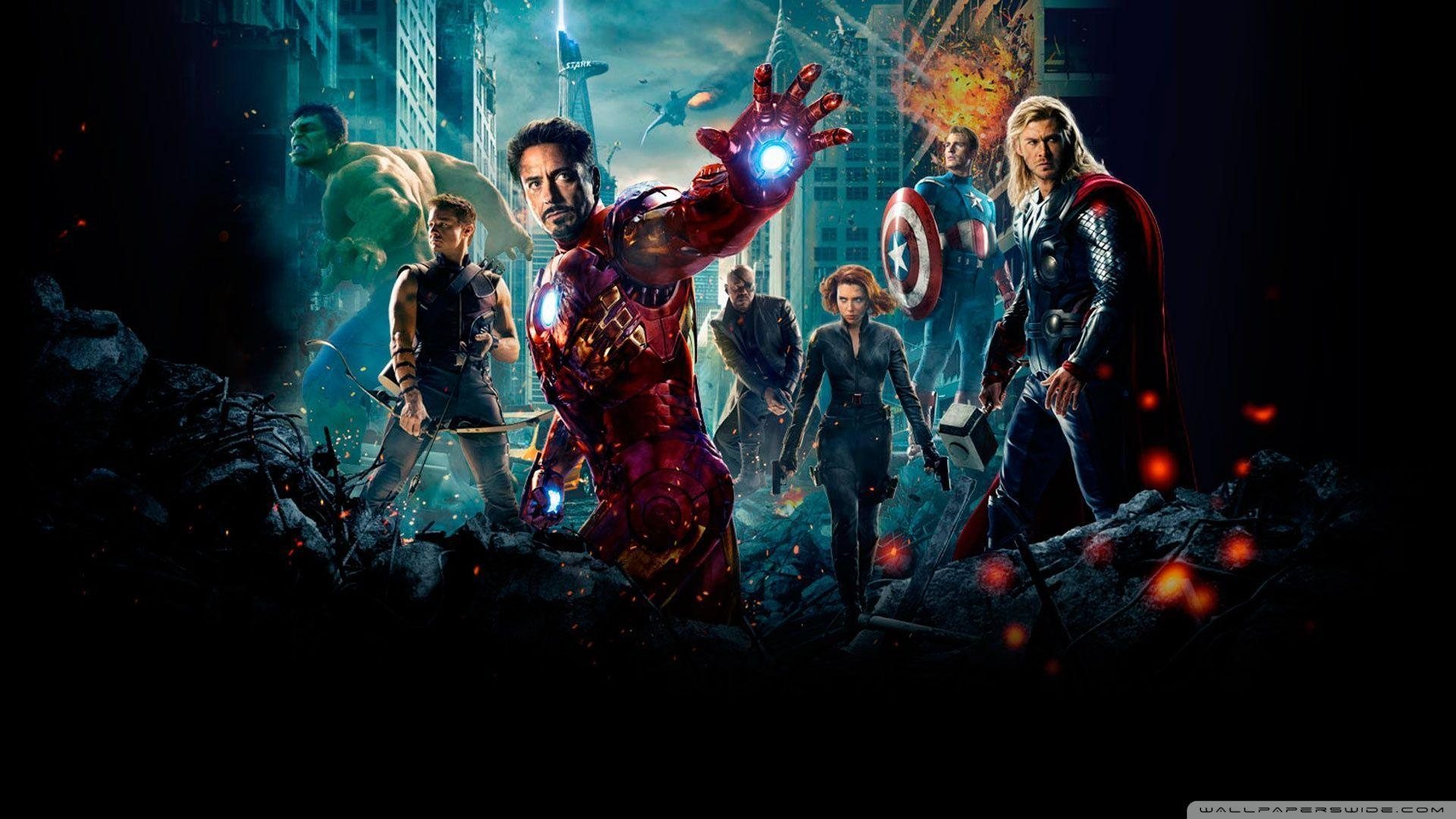 The Avengers HD Wallpapers Free Download