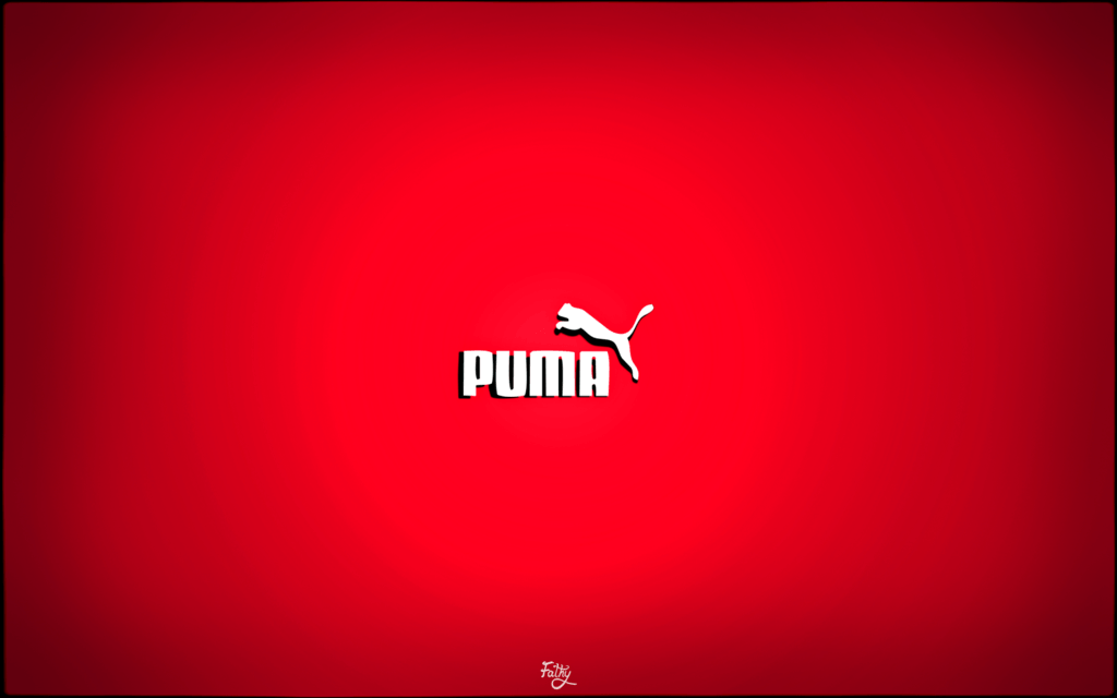 red puma logo | Rabbi Gafne