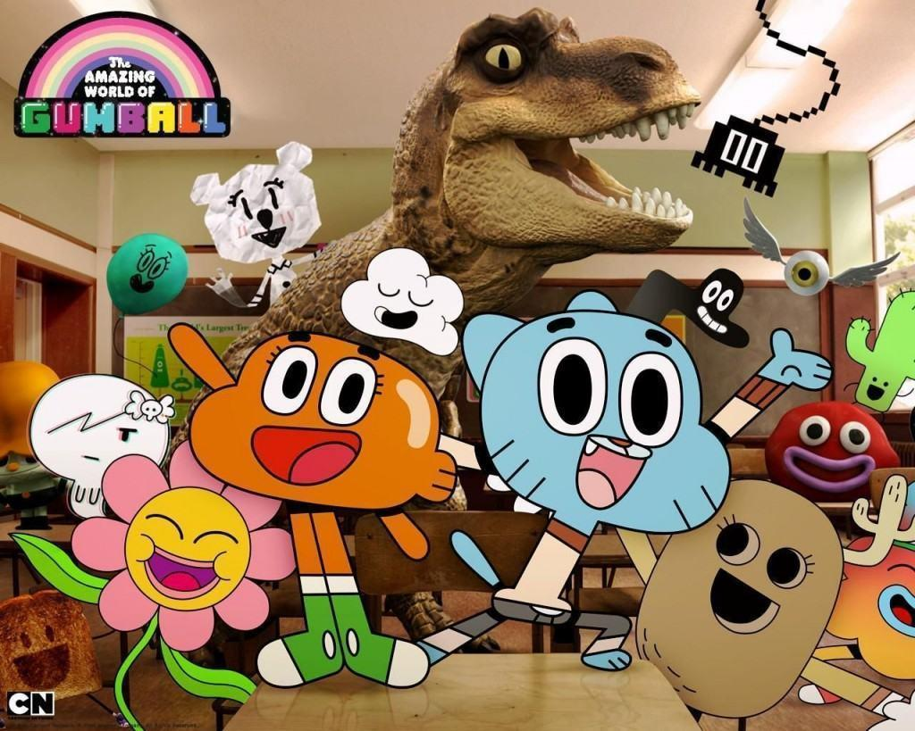 Tags Cartoon Network Gumball Wallpapers kids HD Wallpapers & Back