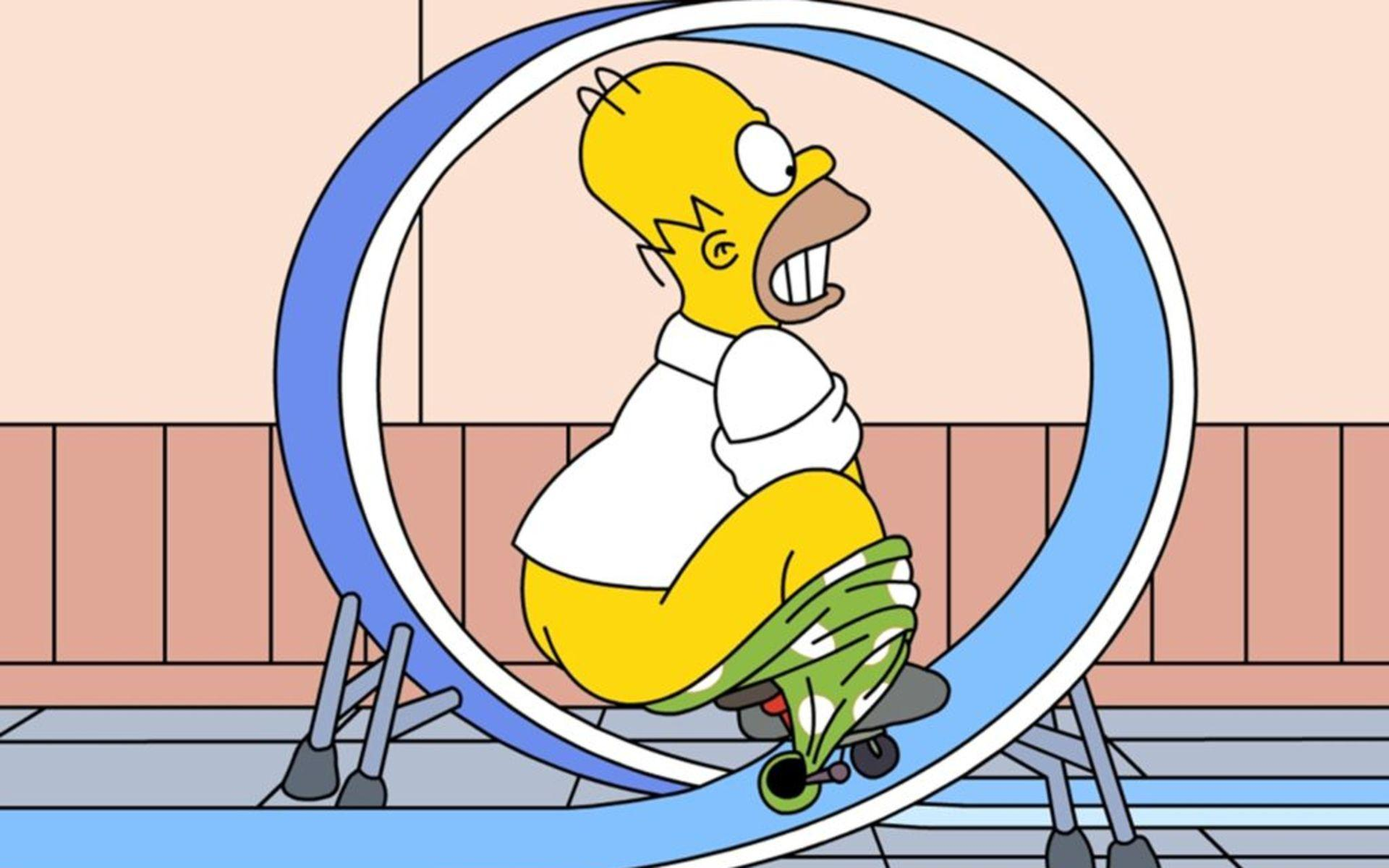homer simpson funny wallpaper - photo #11