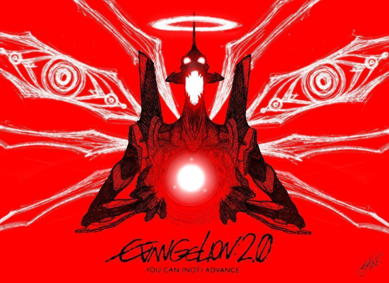 Evangelion 2.0 Wallpapers - Wallpaper Cave