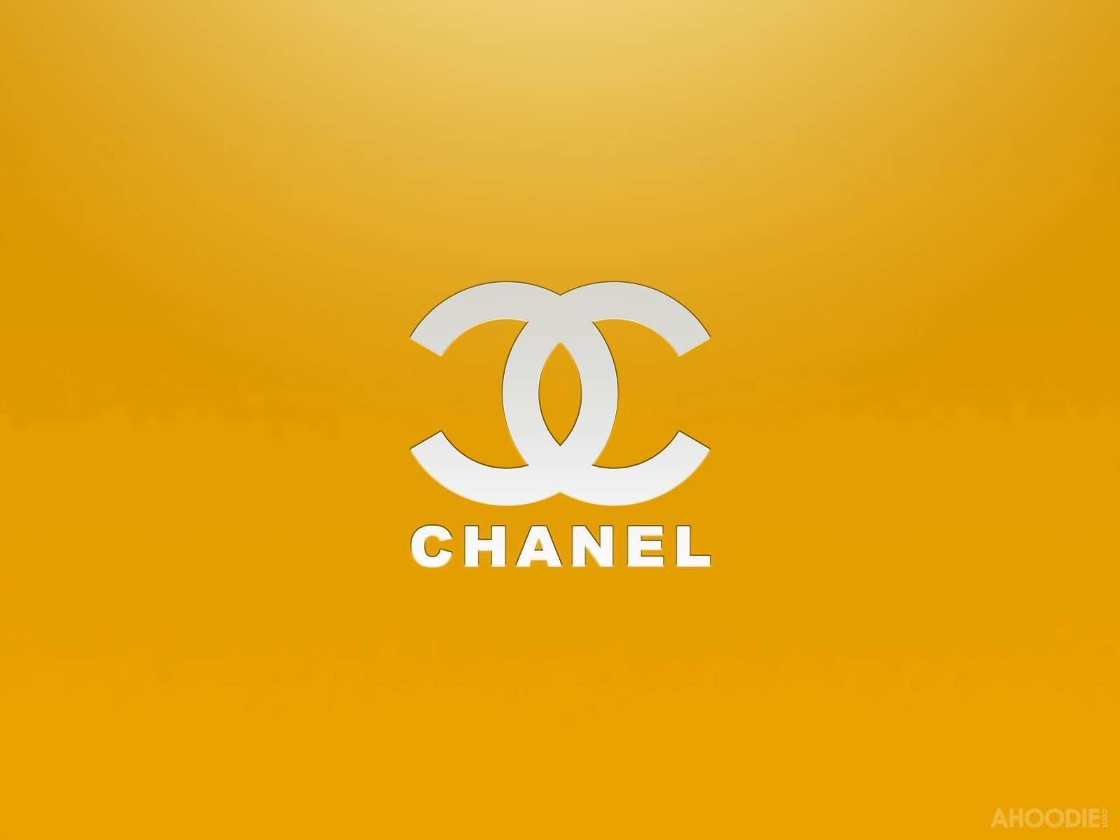 chanel logo wallpapers wallpaper cave