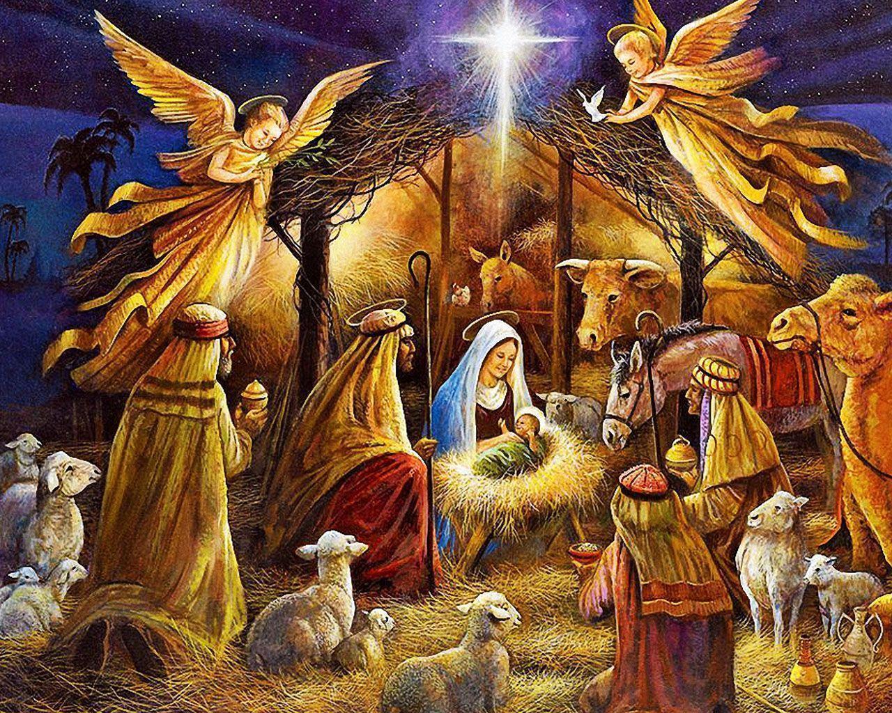 Christmas Jesus Wallpaper.Christmas Jesus Wallpapers Wallpaper Cave