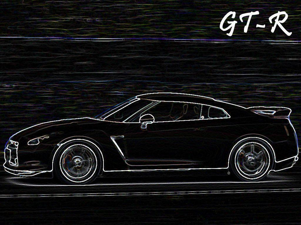 Gtr Wallpapers Wallpaper Cave Nissan R35 Sketch Gt R Pictures Taken From