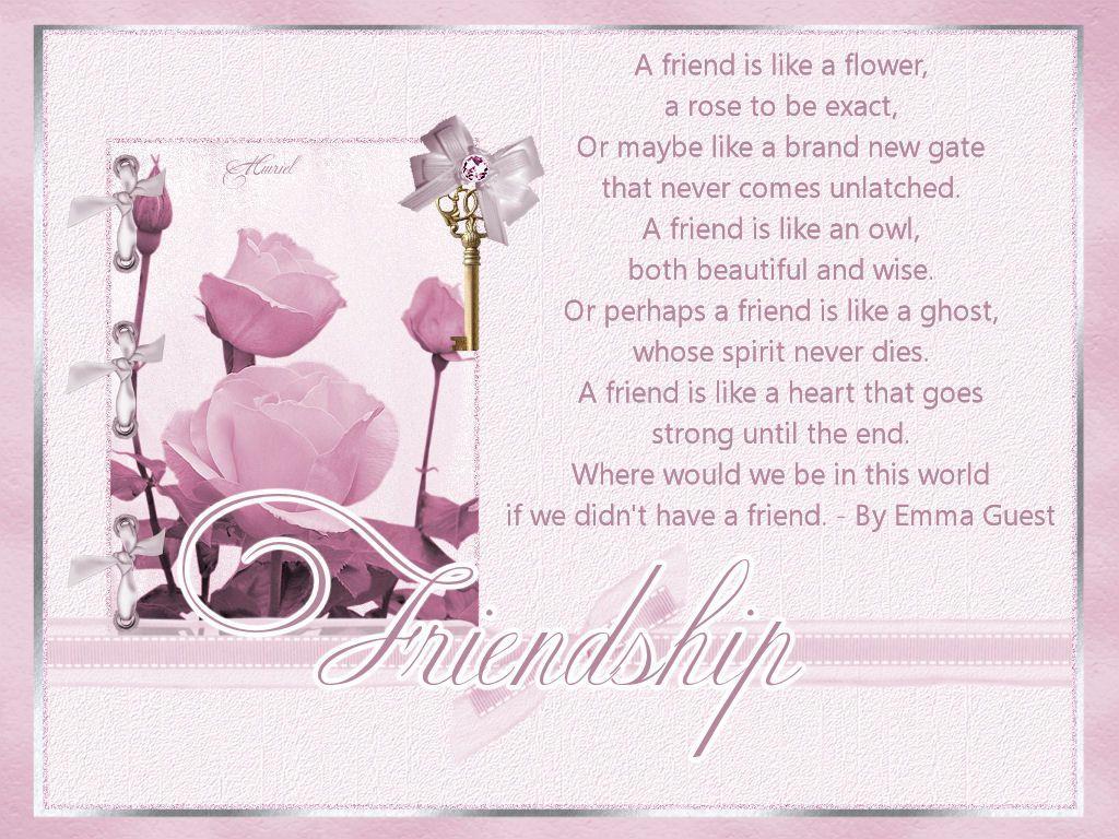 Wallpaper download of friendship - Friendship Wallpaper By Muriel79 On Deviantart