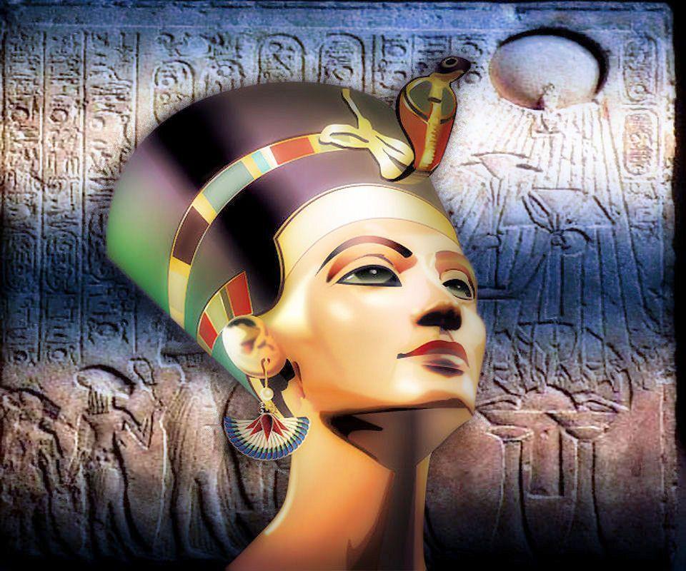 queen egyptian art wallpaper - photo #20