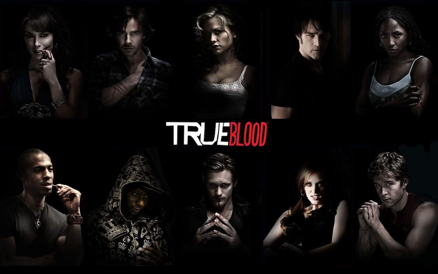 True Blood Backgrounds