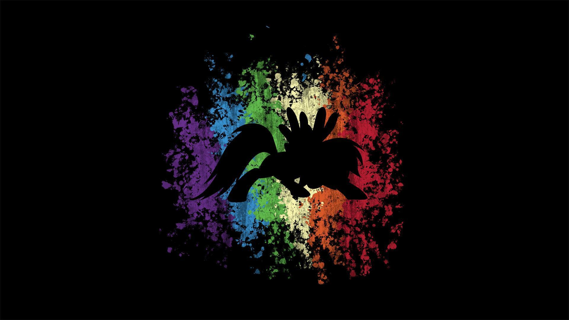 rainbow dash sphere background - photo #23