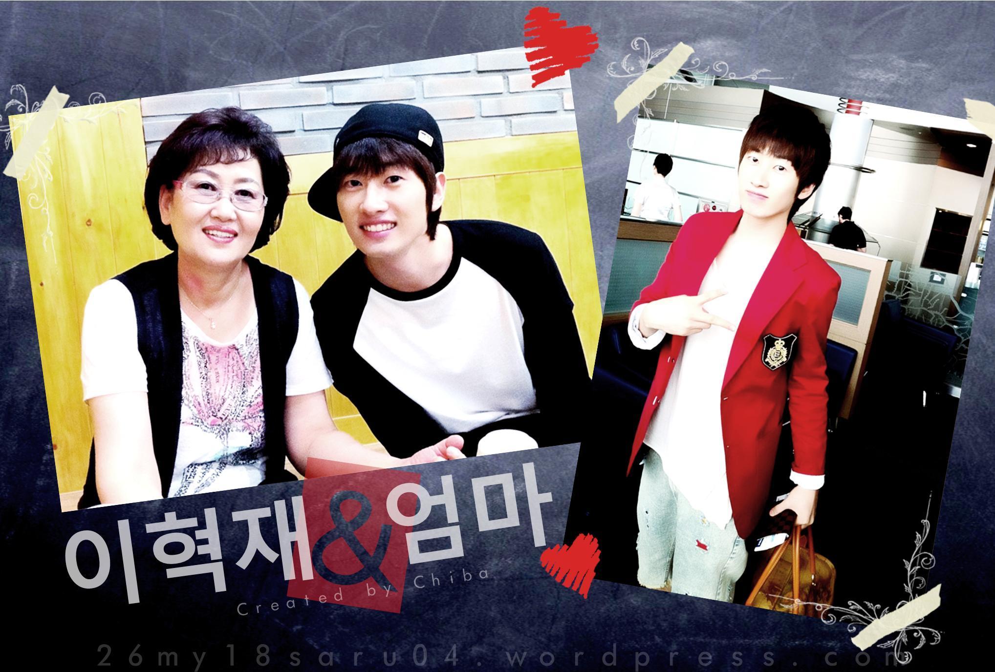 Pic] Eunhyuk Wallpaper by chiba | ~Mr.Simple*in*Beautiful World