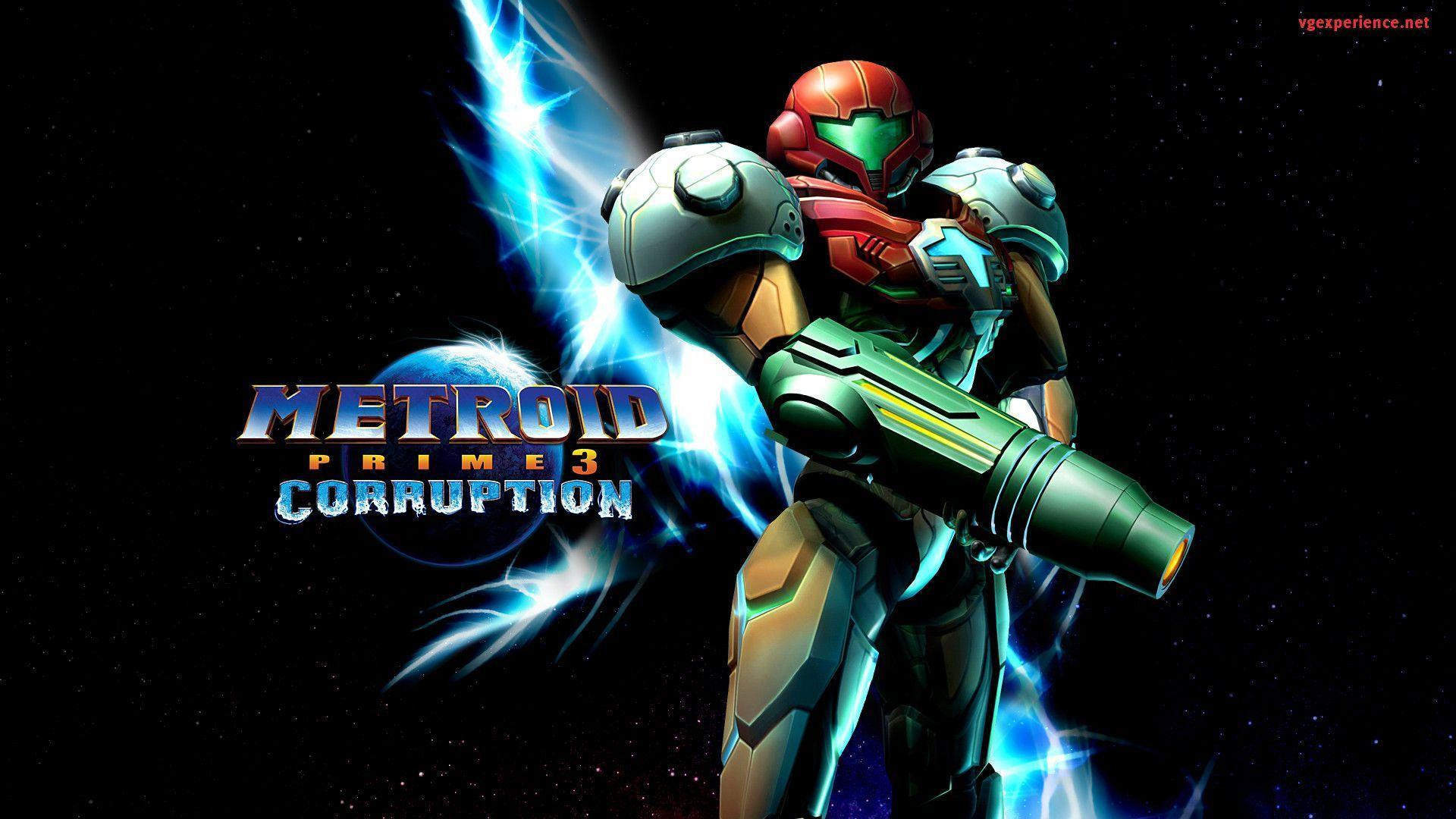 Metroid Prime 3 Suits wallpapers