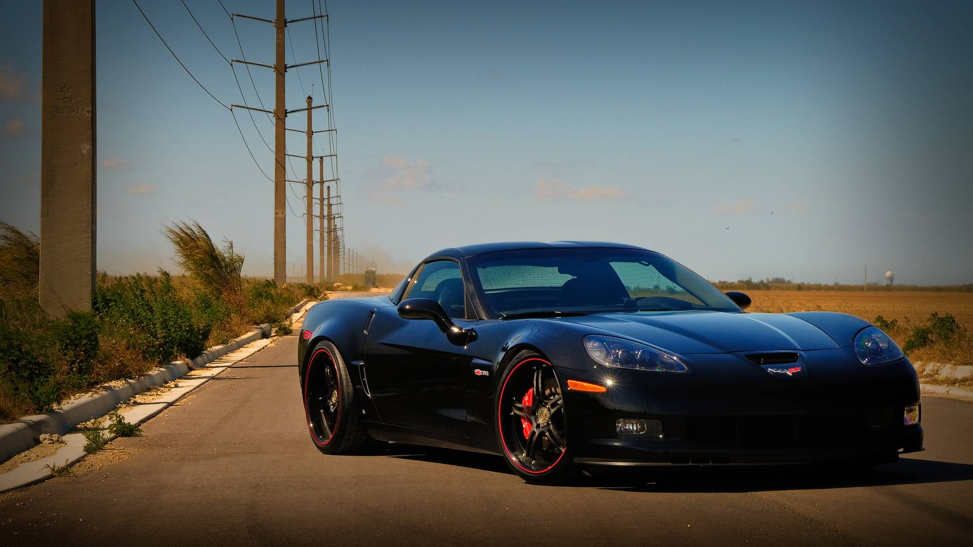 corvette wallpaper hd - photo #33