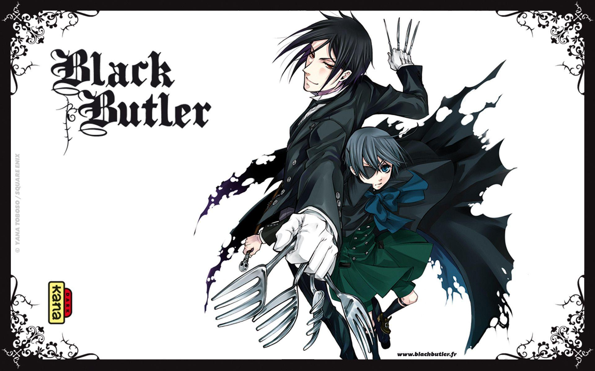 most downloaded black butler wallpapers full hd wallpaper search