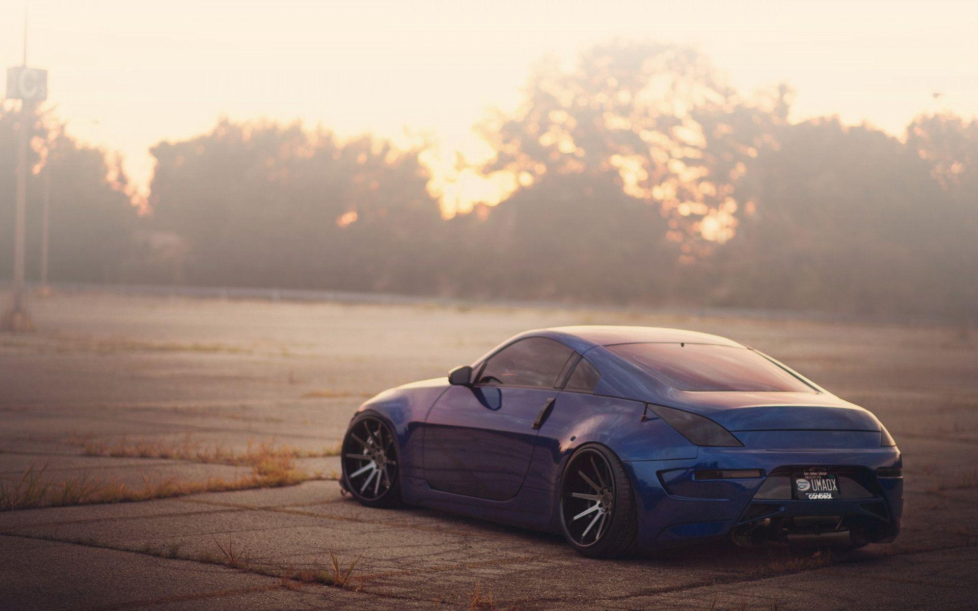 The Wallpaper Above Is Nissan 350z Modified Wallpaper In ...