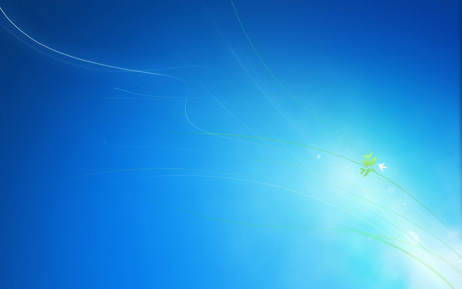 Cool Windows 7 Blue Hd Backgrounds Wallpapers