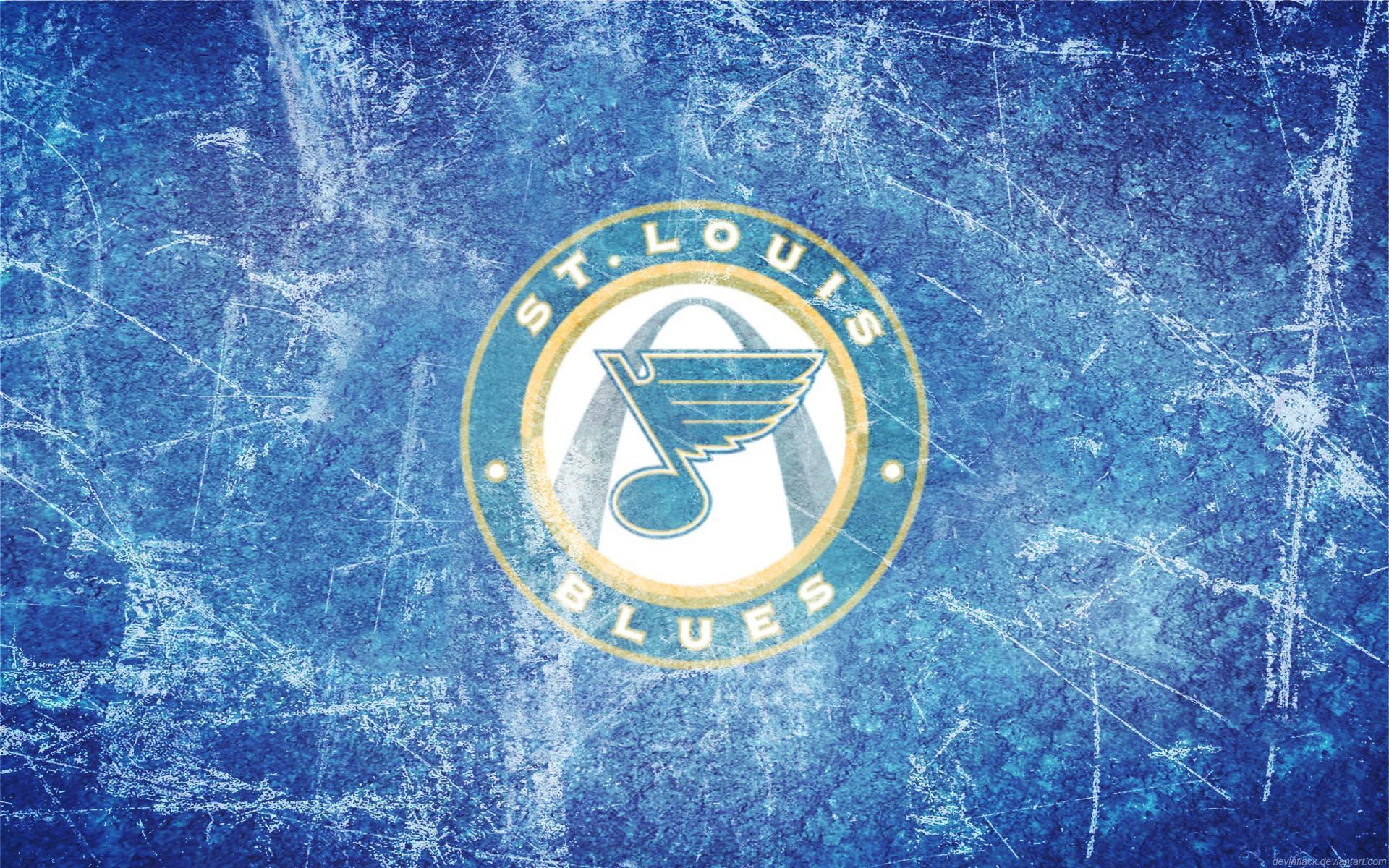 St Louis Blues Logo Wallpapers