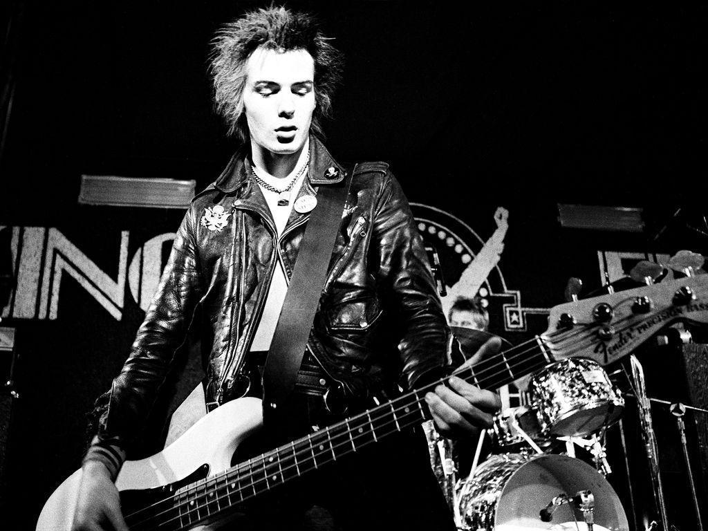 Sid Vicious Wallpapers Wallpaper Cave