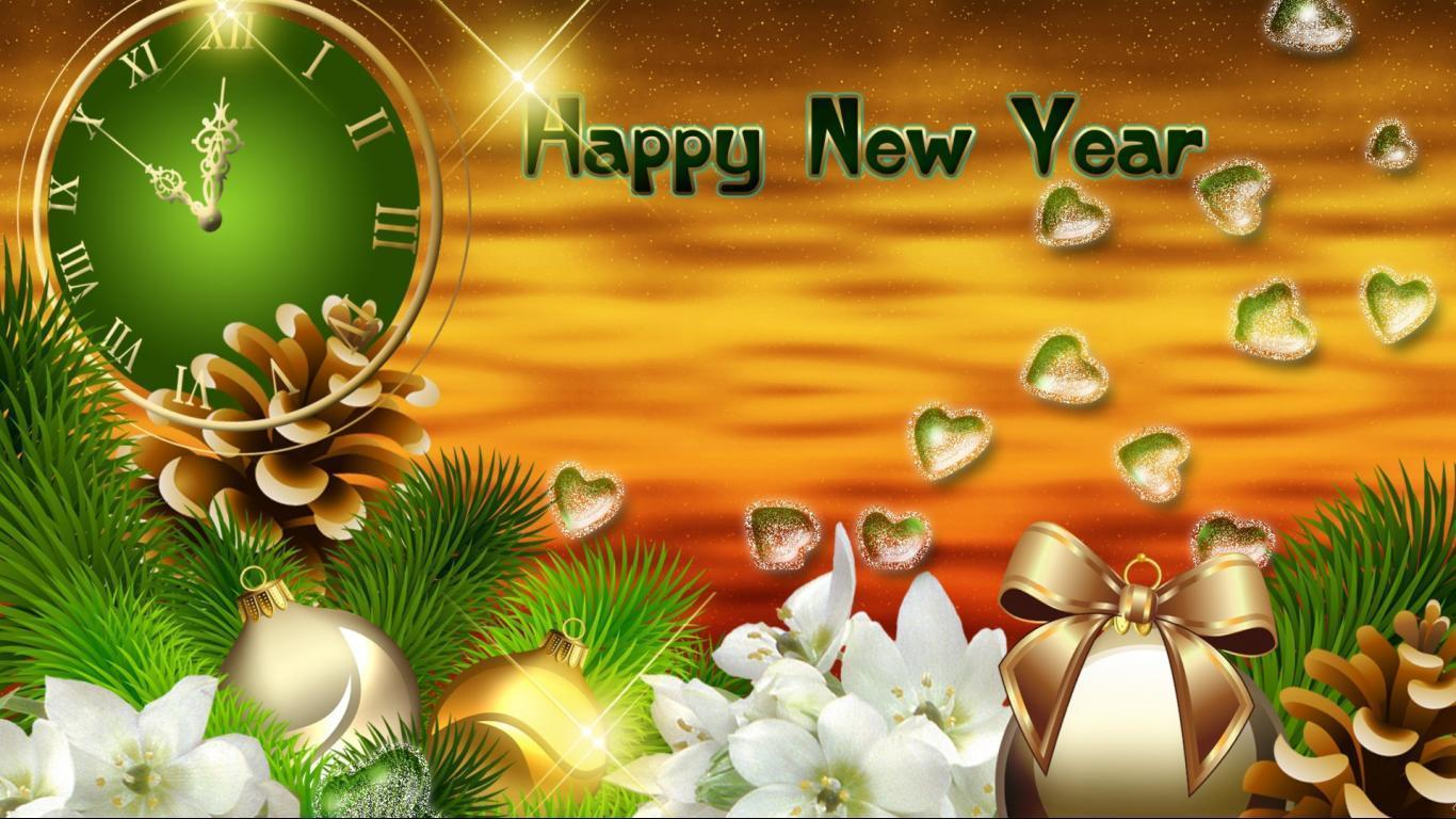 New Years Backgrounds For Desktop - Wallpaper CaveAnimated Happy New Year Wallpaper