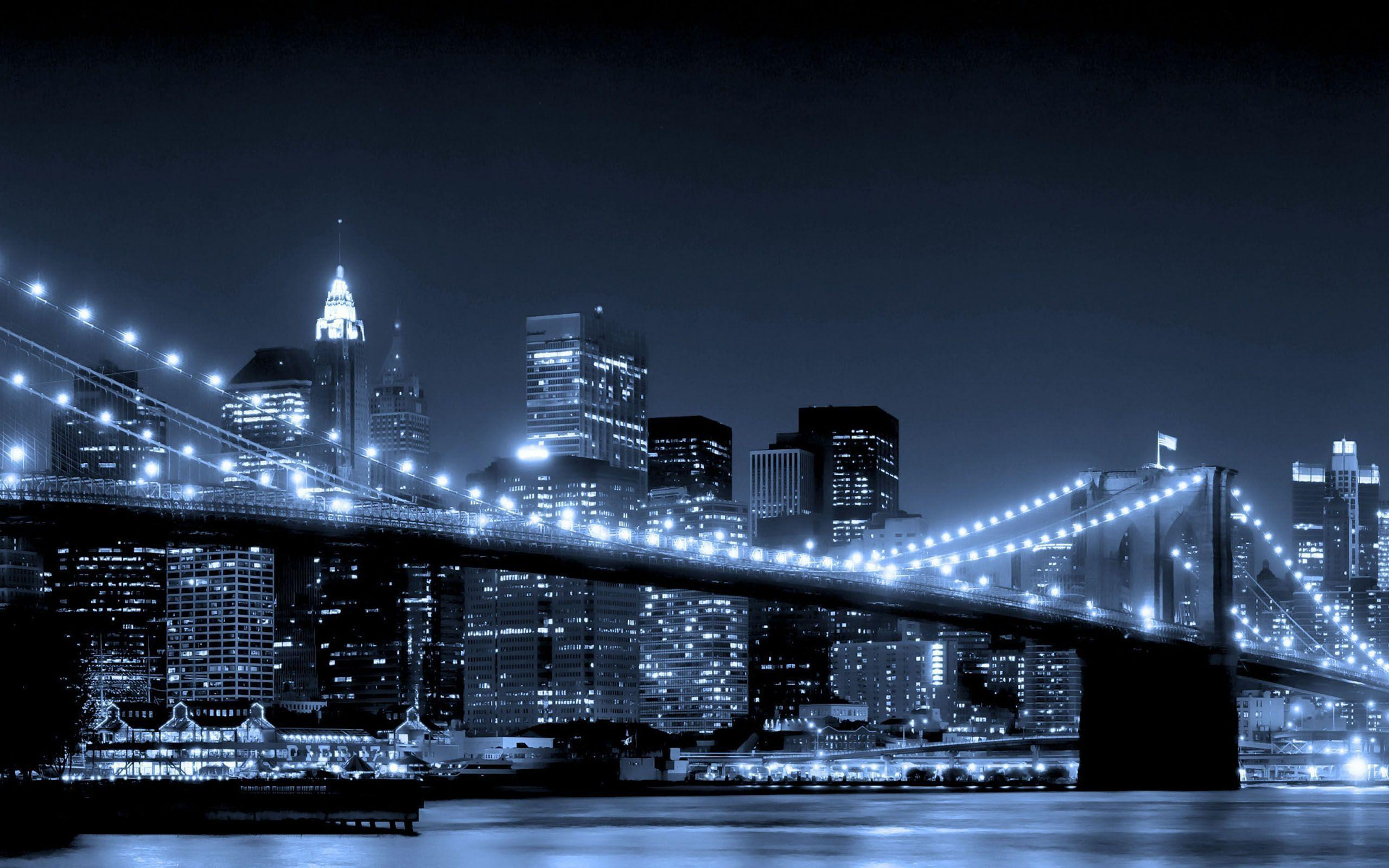 Image For > New York City Wallpapers At Night