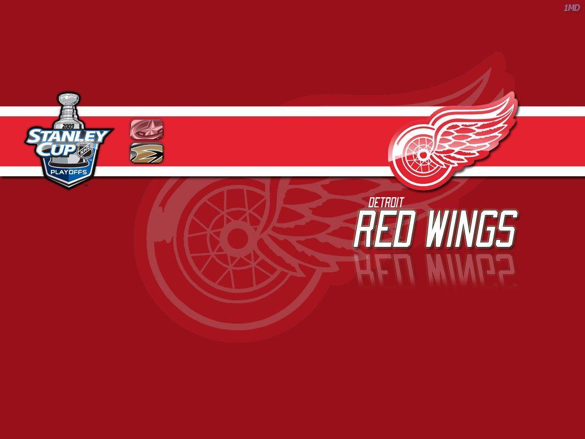 best red wings wallpaper - photo #29